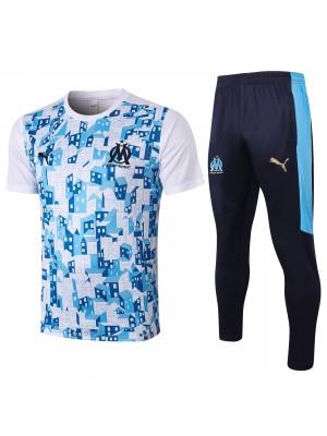Maillots + pantalons Olympique de Marseille 2020-2021