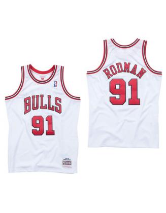 Bulls Rodman 91