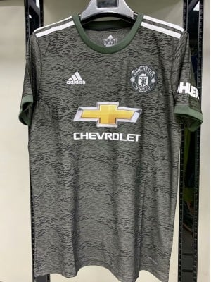 Maillot Manchester United Exterieur 2020/2021