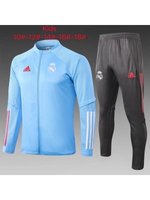 Veste + Pantalon Real Madrid 2020/2021 enfants