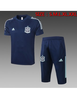 Jerseys + Shorts Spain 2021