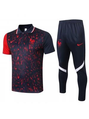 Polo + Pantalon France 2021