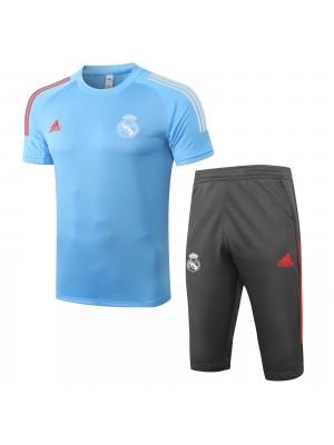 Maillot + Short Real Madrid 2020-2021