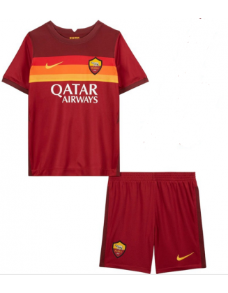 AS Roma Home Jersey 2020/2021 for Kids