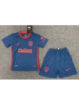 Maillot Atlético de Madrid Exterieur 2020/2021 Enfant