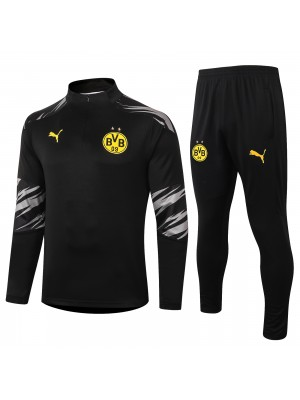 Survêtements 2020-2021 Borussia Dortmund Noir