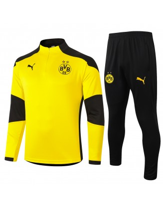 2020-2021 Borussia Dortmund Tracksuits
