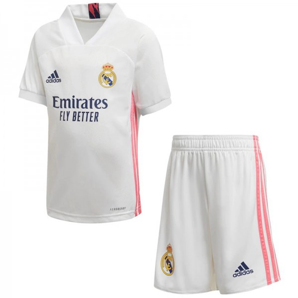 Maillot Real Madrid Domicile 2020/2021 Enfants
