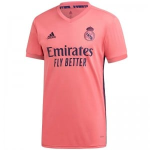 Maillot Real Madrid Exterieur 2020/2021