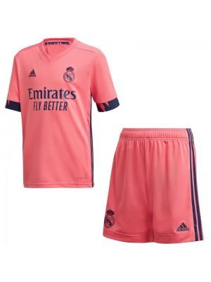 Maillot Real Madrid Exterieur 2020/2021 Enfants