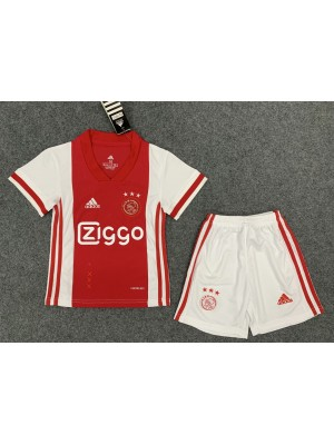 Maillot Ajax Domicile 2020/2021 Enfants