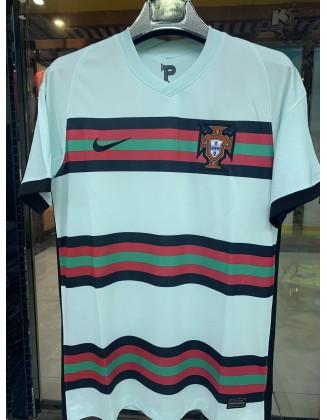 Portugal Away Jerseys 2021