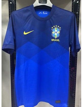 Brazil Away Jerseys 2021