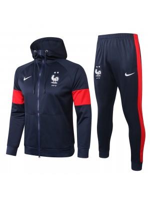 Sweat à capuche + Pantalon France 2021