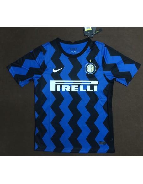 Inter Milan Home Jersey 2020/2021