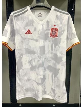 Spain Away Jerseys 2021