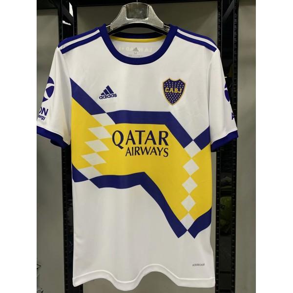 PUPPYY Boca Juniors 20-21 Nouvelle saison Maillot de football dhiver Surv/êtement de football Unisexe
