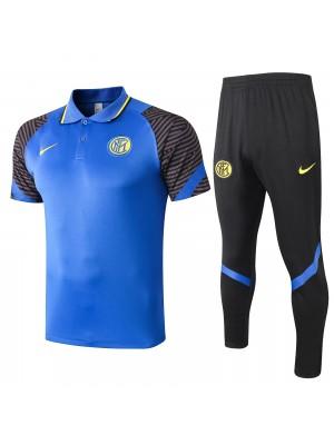 Polo + Pantalon Inter Milan 2020/2021