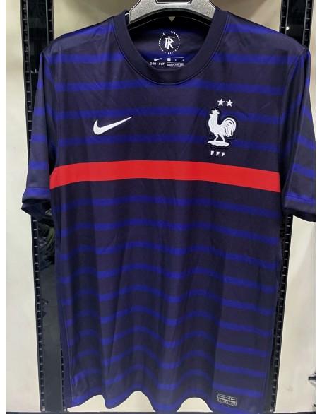 France Home Jerseys 2021