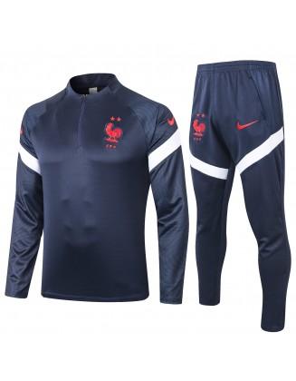 France Soccer Tracksuits 2021