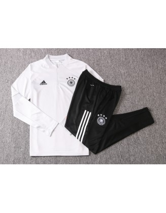 Germany Tracksuit 2021 Gray