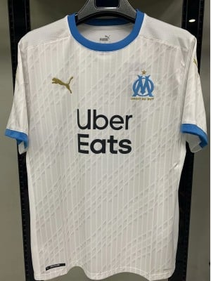 Maillot Olympique Marseille Domicile 2020/2021