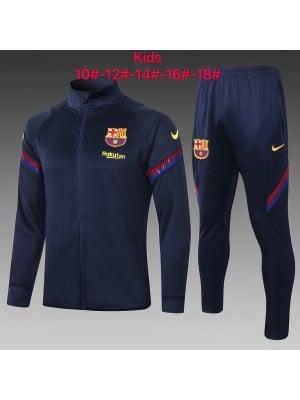 Veste + Pantalon FC Barcelone 2020/2021 Enfants