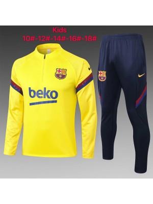 Survêtement FC Barcelone 2020/2021 Enfants