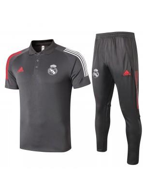 Polo + Pantalon Real Madrid 2020-2021