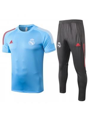 Maillot + Pantalon Real Madrid 2020-2021