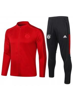 Veste + Pantalon Bayern MunichSets 2020/2021 Rouge