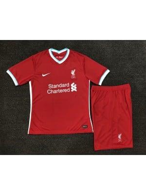 Maillot Liverpool Domicile 2020-2021 Enfant