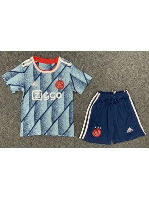 Maillot Ajax Exterier 2020/2021 Enfants