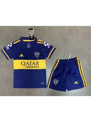 Maillot Boca Juniors Domicile 2020/2021 Enfants