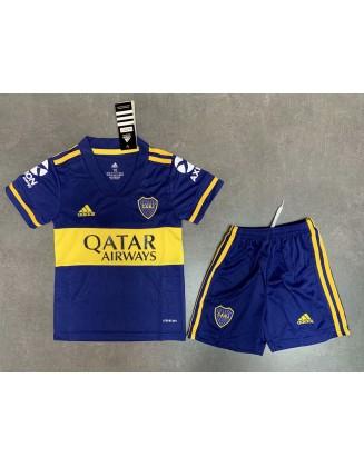 Boca Juniors Home Jersey For Kids 2020/2021