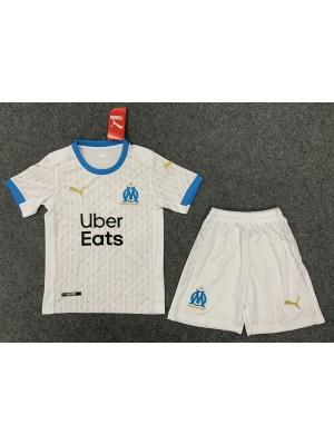 Maillot Olympique de Marseille Domicile 2020-2021 Enfants