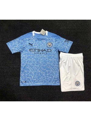Maillot Manchester City Domicile 20/21 Enfant