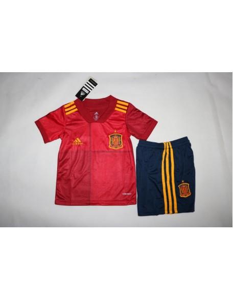 Spain Home Jerseys 2021 Kids