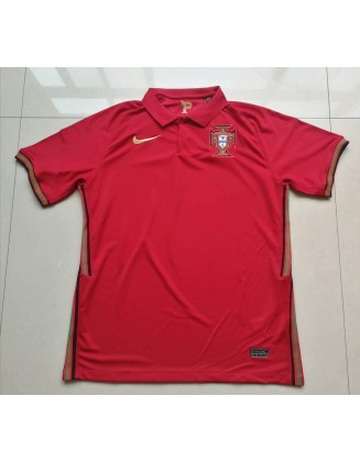 Portugal Home Jerseys 2020 Red