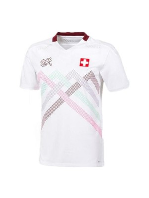 Camisas De Suiza 2a Equipacion 2020