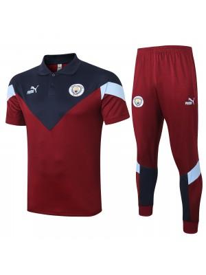 Polo + pantalon Manchester City 2019/2020