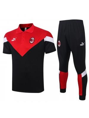 Polo + Pantalon AC Milan 2019-2020