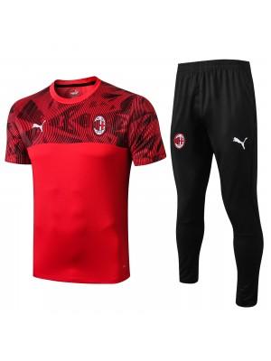 Camicie + Pantaloni AC Milan 2019-2020