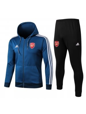 Chaqueta con capucha + Pantalones Arsenal 2019-2020