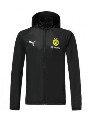 2019-2020 Borussia Dortmund Coupe-Vent Noir