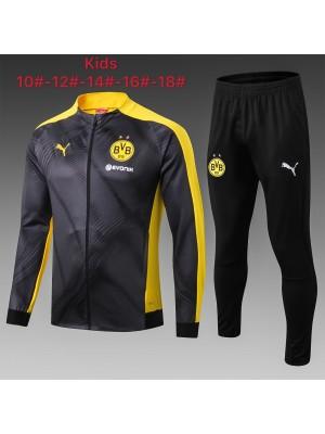 Veste + Pantalon Borussia Dortmund 2019-2020 Enfants