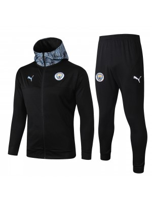 Chaqueta con capucha + Pantalones Manchester City 2019-2020