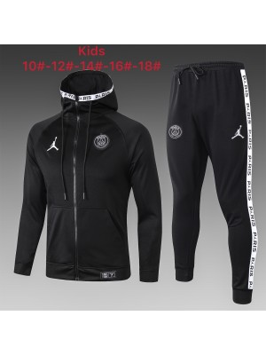 Sudadera + Pantalones Jordan X PSG 2019-2020 Niños