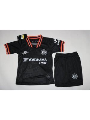 Camiseta De Chelsea 3a Equipacion 2019-2020 Niños
