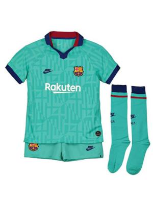 Camiseta De Barcelona 3a Eq 2019-2020 Niños